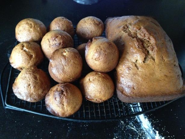 Nana bread blog