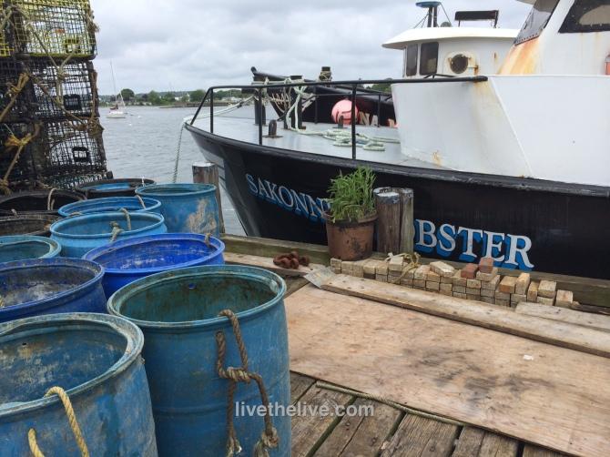 Lobster boat LTL