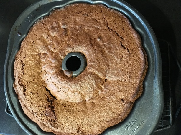 A double-batch bakes a bundt pan perfectly. Make extra: it freezes well!