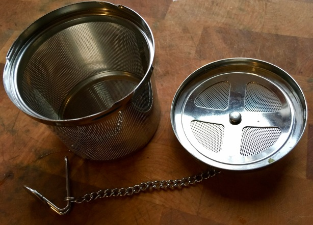 Placing the spices in one of these means you won't be picking them out later. Worth the investment!